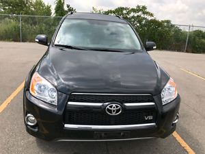 2011 TOYOTA RAV4 LIMITED NEW SAFETY