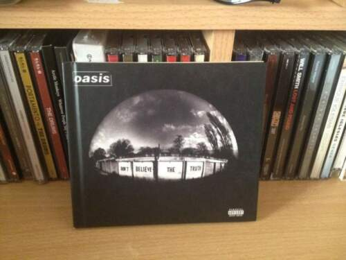 Cd dvd cofanetto Oasis Don't believe the truth...