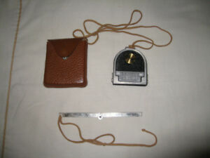 Bezard Military Compass - Asking price negotiable