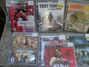 PS3 Games Sarnia Sarnia Area image 2