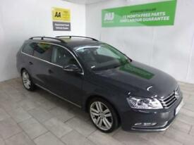 GREY VOLKSWAGEN PASSAT 1.6 EXECUTIVE STYLE TDI BMT **from £168 per month**