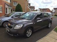 Chevrolet Orlando 1.8 LT 5 Door 7 Seats Petrol, immaculate inside and out, low mileage