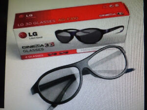Cinema 3D Glasses AG-F310