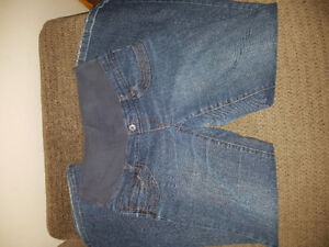 Thyme Maternity Jeans Large