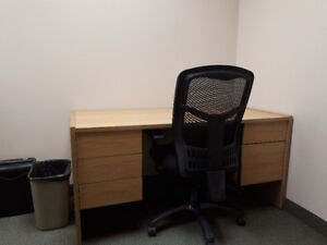 $300 Office for Rent - Downtown Vancouver