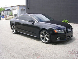 "2010 Audi A5 S-LINE """"FALL SALE""""    CERTIFIED-WARRANTY"