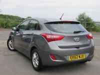 2012 62 HYUNDAI I30 1.6 CRDI ACTIVE BLUE DRIVE 5DR DIESEL