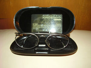 Porsche by Carrera Sunglasses 5679 Vintage Rare Brand New