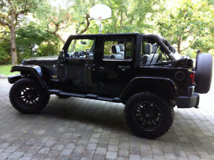 Jeep Wrangler Soft top - Go Convertible!