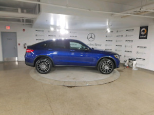 2018 Mercedes GLC 300 coupe