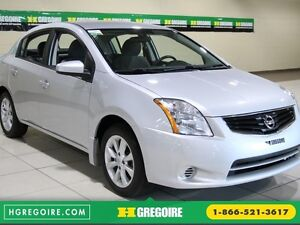 2012 Nissan Sentra 2.0 A/C GR ELECT MAGS