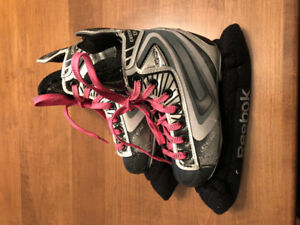 Size 11 child hockey skates