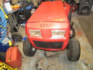 Mastercraft  12hp lawn tractor