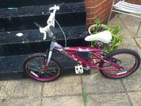Pony bmx bike
