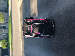 Tower hockey bag(new) black and pink