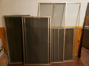 Window screens - great for cottage or camp!