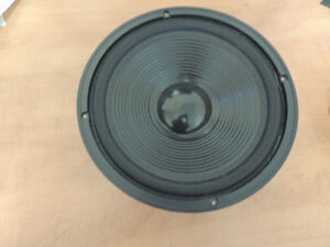 "Single 10"" Woofer- W10-ITEC from Vivid Reference Series System"