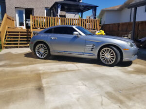 RARE Chrysler Crossfire SRT6 AMG Supercharged Fast 340+HP