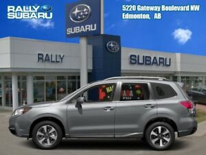 2017 Subaru Forester 2.5i Limited  - Low Mileage
