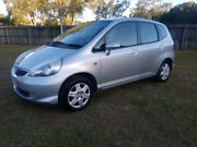 2008 Honda Jazz Hatch Manual, in immaculate condition. Little Mountain Caloundra Area Preview