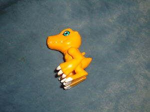 "Moving Action figure  ""Agumon""   from Digimon Kingston Kingston Area image 2"