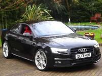 2013 Audi A5 2.0 TD Black Edition Quattro 2dr
