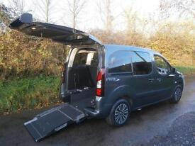 2015 Peugeot Partner Tepee 1.6 120 S 5dr WHEELCHAIR ACCESSIBLE VEHICLE 5 door...