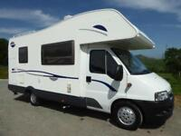 CI Carioca 656 6 berthcoachbuilt motorhome for sale ref 15191 SALE AGREED