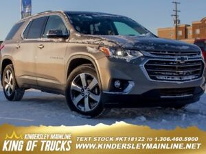 2018 Chevrolet Traverse LT True North  - Navigation