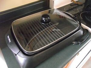 Westbend electric grill