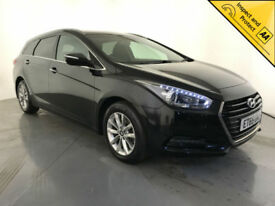 2016 HYUNDAI I40 SE NAV CRDI BLUE DRIVE DIESEL 1 OWNER FINANCE PX WELCOME
