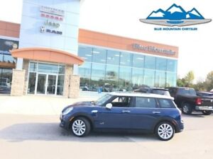 2017 MINI Cooper Clubman S ALL4  CERTIFIED/ETESTED, LEATHER HEAT