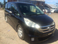 Honda HONDA STEPWAGON/STREAM/ELYSION 2.4 PETROL AUTO 2009(09)