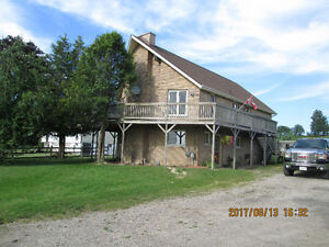 COUNTRY LIVING ON EDGE OF Walkerton-NEW PRICE!