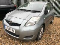 2009 AUTOMATIC TOYOTA YARIS 1.33 MULTIMODE MMT ☆ PETROL ☆ AUTO ☆ LOW MILES
