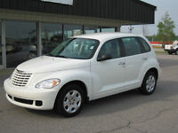 2009 PT Cruiser GAS SAVER REDUCED EVEN FURTHER 5700$ cert.