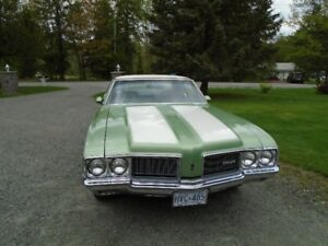 1970 olds cutlass supreme 2d