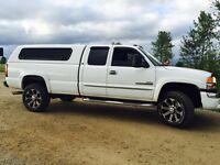 Truck Cap