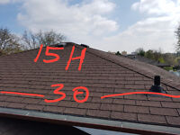 Price on roof required
