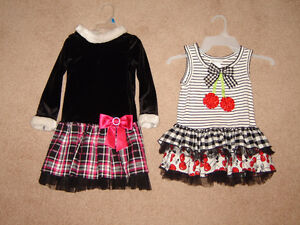 Girls Dresses, Clothes, Swimsuits - sizes 4, 4T, 5, 5T, 6