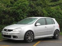 2005/55 VOLKSWAGEN GOLF 2.0 TDi GT 5DR HATCH - FAST, FUN - 60+ MPG !!