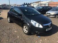 2007/07 Vauxhall/Opel Corsa 1.2i 16v a/c Club LONG MOT LOW MILEAGE