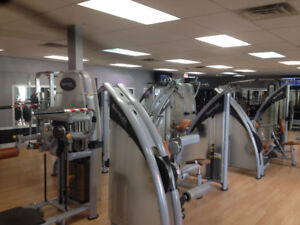 !!!gym for sale!!!! asking 149 999$!!! 230 000$ machine value !!
