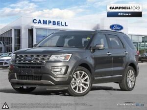 2017 Ford Explorer Limited AWD-LOADED-EARLY BIRD