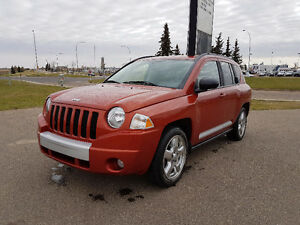 2010 Jeep Compass Limited/LEATHER $14,996