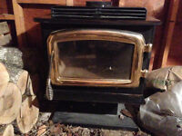 Small Regency Wood Stove - CSA approved
