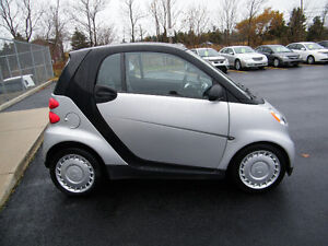 2012 Smart Fortwo 23,000 km LOADED AND INSPECTED St. John's Newfoundland image 2