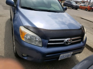 Toyota rav 4 2008 model limited edition
