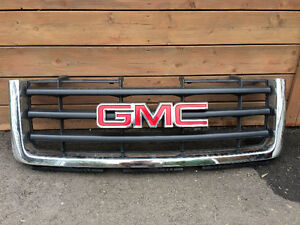 grille gmc 2011