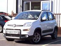 2014 Fiat Panda 1.3 Multijet 4x4 5dr 5 door Hatchback